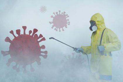 Desinfección San Isidro